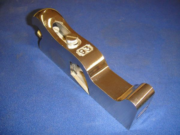 "Stanley 6"" x 1"" Cabinet Makers Shoulder Plane No.93 Made in England Brand New"